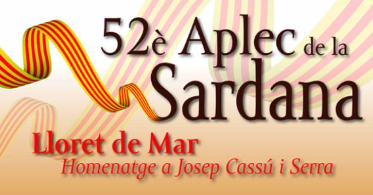 L'Aplec de la Sardana arriba a la 52a edició i homenatjarà al mestre Josep Cassú