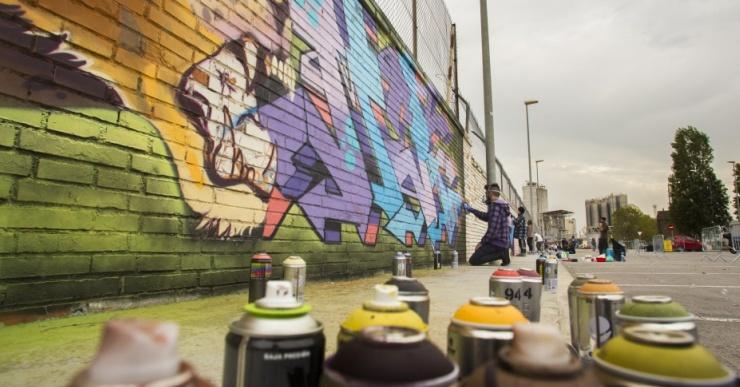 Lloret En Comú portarà al ple la idea de crear un esdeveniment d'art urbà a la vila