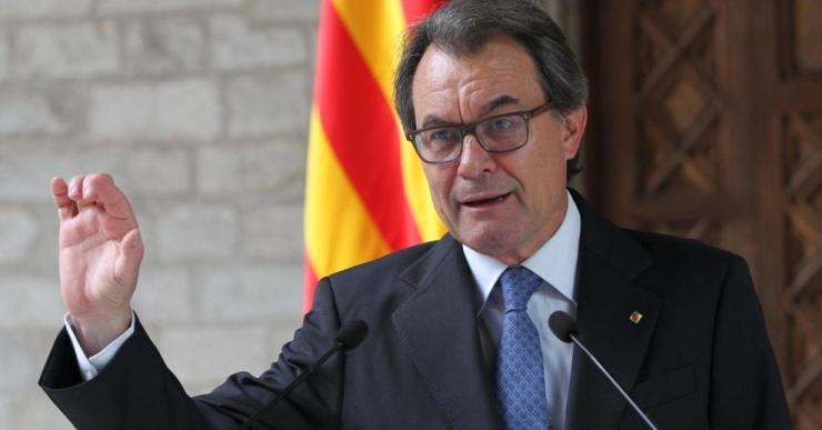 Artur Mas serà avui a Lloret per oferir una xerrada al Club d'Economia