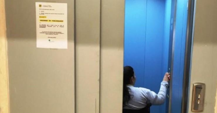 L'empresa que va instal·lar l'ascensor del sociosanitari amb un mes de retard haurà de pagar 1.500 euros de sanció