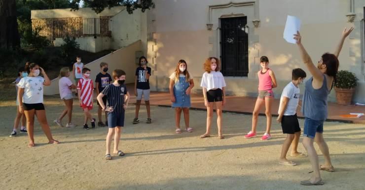 L'Aula Municipal de Teatre Infantil estrenarà 'Quadres amb vida' en el FITAG