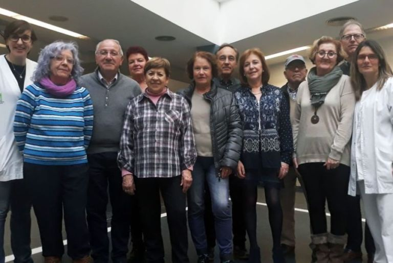 La Corporació ofereix un servei per als malalts d'Alzheimer i familiars
