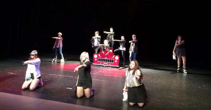 Les aules de teatre i música infantil i juvenil comencen amb llista d'espera