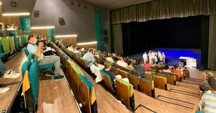 Lloret de Mar presenta online la nova temporada de tardor del Teatre i cineclub Adler
