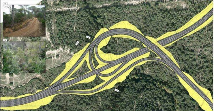 SOS Costa Brava i Aturem la C-32 critiquen que hi hagi un segon projecte de l'autopista fins a Lloret