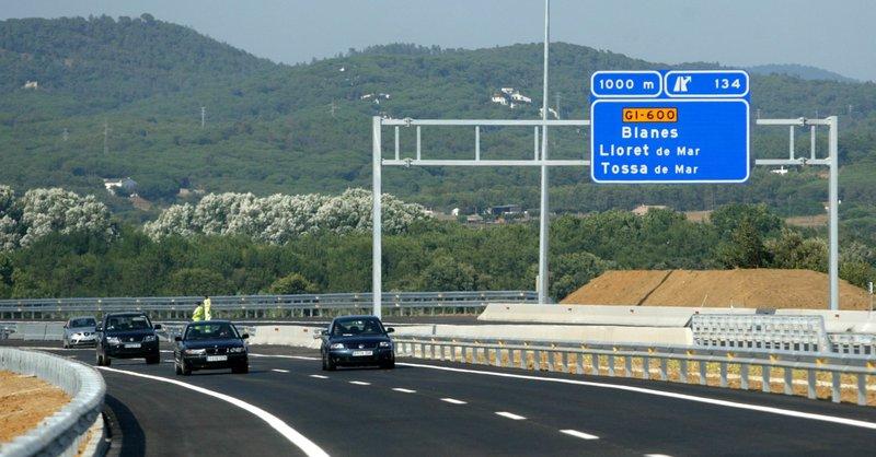 L'Ajuntament de Lloret compareixerà per defensar la necessitat de l'autopista