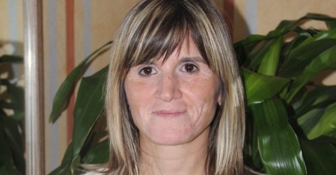 Azucena Marín és la candidata d'Unió a Lloret