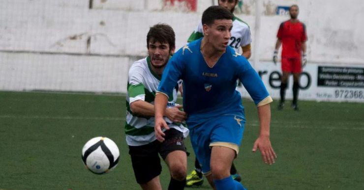 Bader El Alami és el primer fitxatge del Club de Futbol Lloret per a la propera temporada