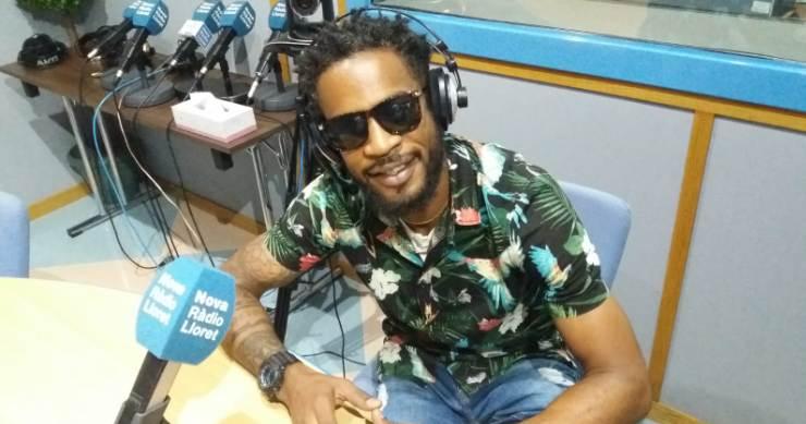 El cantant brasiler Baggadread està de gira per Europa i passa una temporada a Lloret