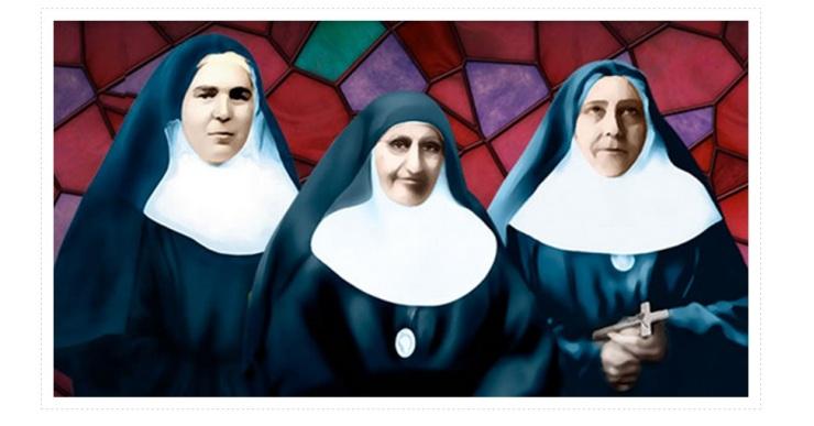 Es beatificaran tres germanes de l'institut religiós de Sant Josep, vinculat a Lloret