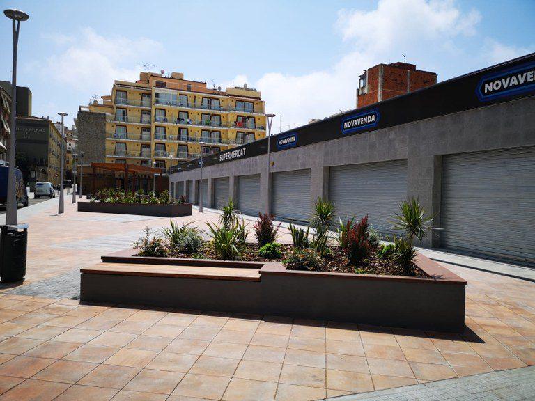 El ple aprova per unanimitat anomenar la nova plaça com a 'Blanca Aurora'