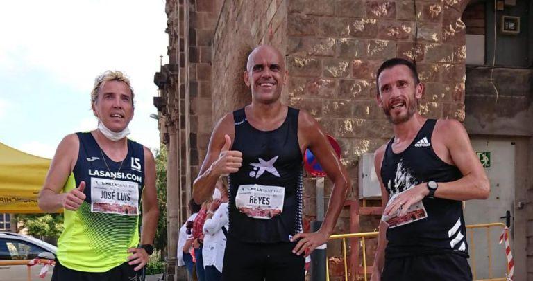 José Luis Blanco acaba cinquè en la Milla de Sant Pau, en el retorn a una cursa després de la pandèmia