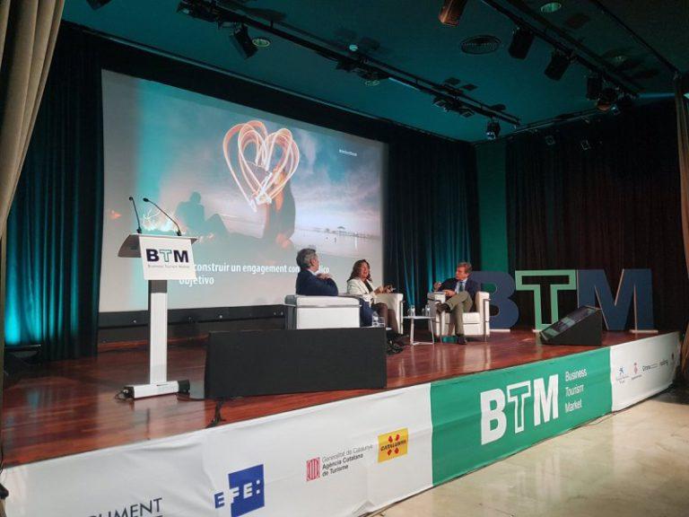 La primera edició del Business Tourism Market reuneix aquest dijous prop de 150 participants