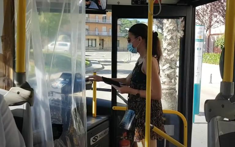 L'Ajuntament s'estalviarà 60.000 euros per la reducció d'expedicions de transport urbà