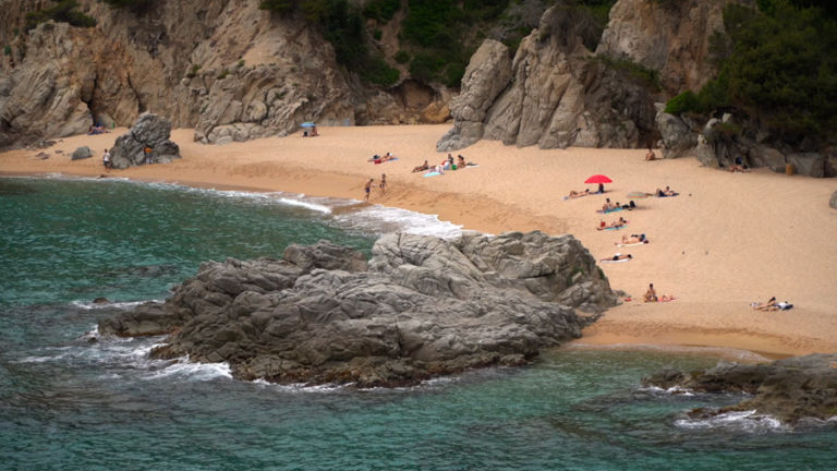 Lloret revalida la Bandera Blava a totes les platges, excepte la de Fenals