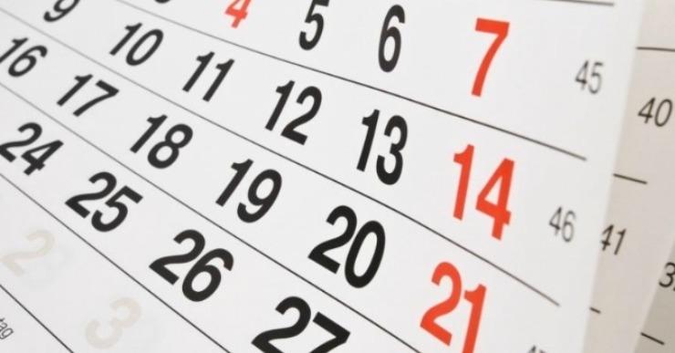 El calendari laboral del 2018 permetrà fer diversos ponts