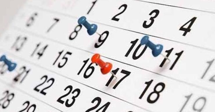 El calendari laboral del 2020 comptarà amb 12 dies festius