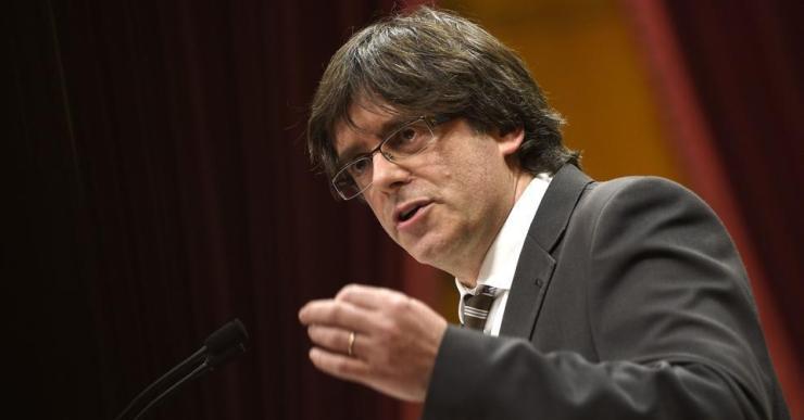 El president Puigdemont assistirà a la Festa Major de Santa Cristina