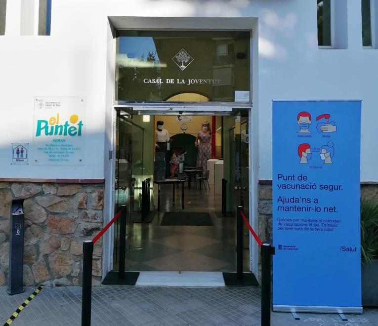 campanya vacunacio grip El Puntet