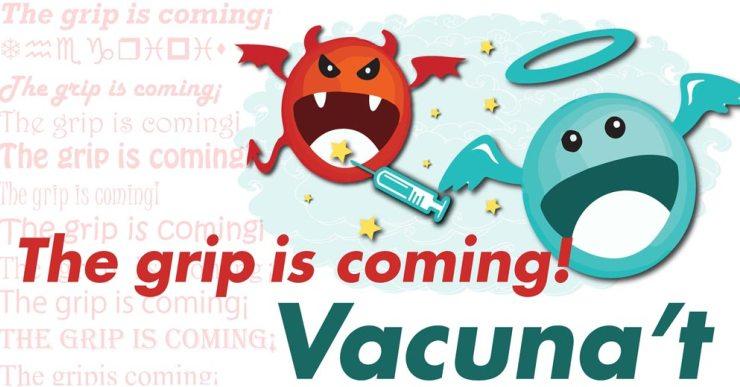 Comença la campanya de vacunació de la grip arreu de Catalunya