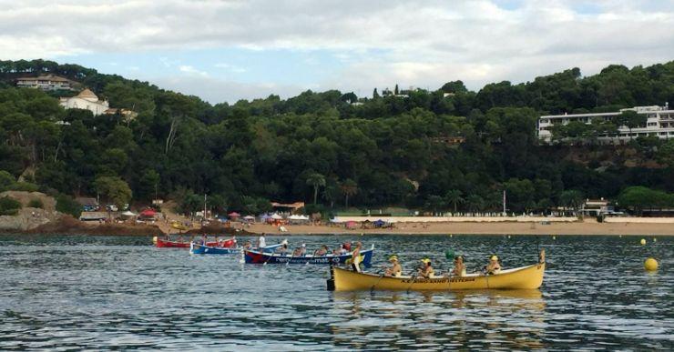 3 podis lloretencs al Campionat de Catalunya de rem de banc fix, disputat a Lloret de Mar