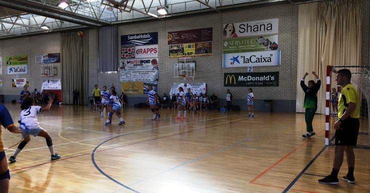 El Campionat i la Copa d'Espanya d'handbol no s'aturen per Reis