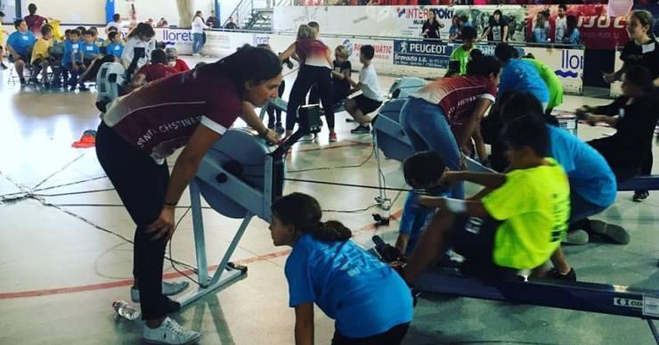 El campionat de rem ergòmetre arriba a la 13a edició amb 560 inscrits