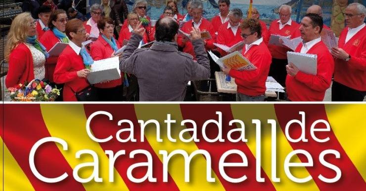 La Coral Unió Lloretenca cantarà les tradicionals caramelles aquest diumenge