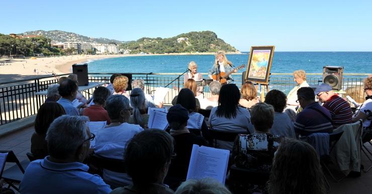 Els Cantaires de la Casa del Mar i Les Perles de Lloret tornaran a trobar-se per cantar havaneres