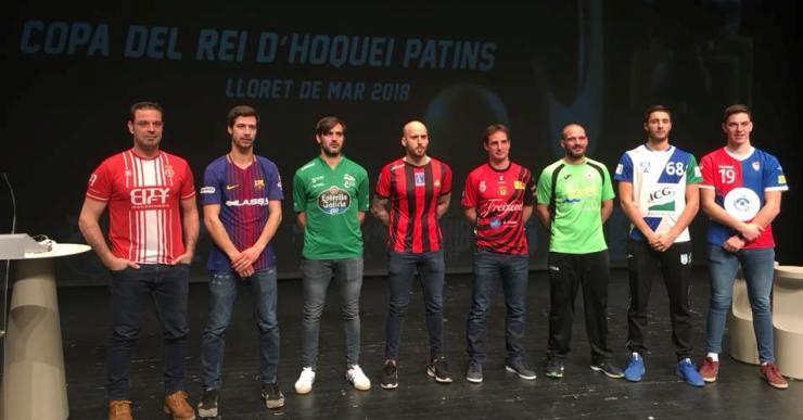 El Lloret inaugurarà la Copa del Rei 2018 jugant contra el Liceo