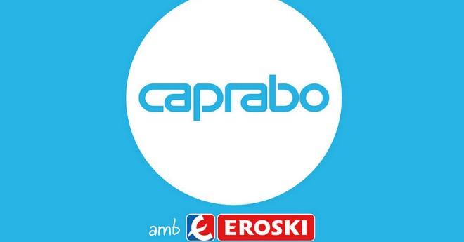 Conveni entre el C.F. Lloret i el Caprabo, per finançar el futbol base