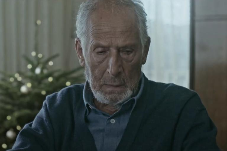 Fermí Reixach, un dels protagonistes del tradicional anunci de la loteria de Nadal