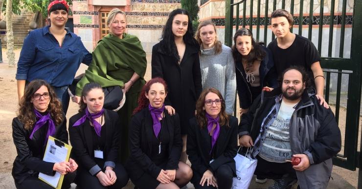 La commemoració del 25N remarca la lluita contra la violència sexual