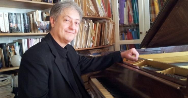 Carlos Luis Acotto tanca el cicle 'Nits de Piano' amb un recital i una 'masterclass'