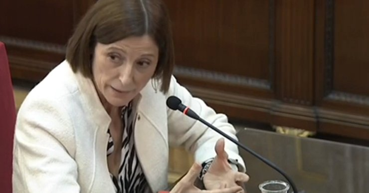 El nom del lloretenc Jordi Orobitg ha sorgit en el judici del procés, quan declarava Carme Forcadell
