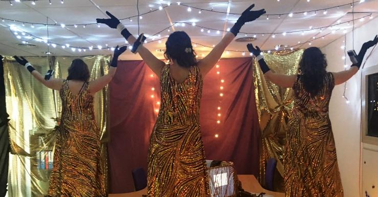 El concurs de disfresses al lloc de treball ha inaugurat el Carnaval aquest divendres