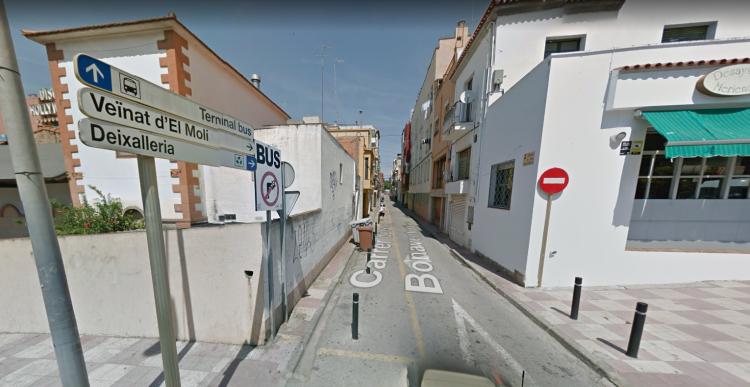 Aprovat el projecte de renovació del carrer de Sant Bonaventura i dels Jardins