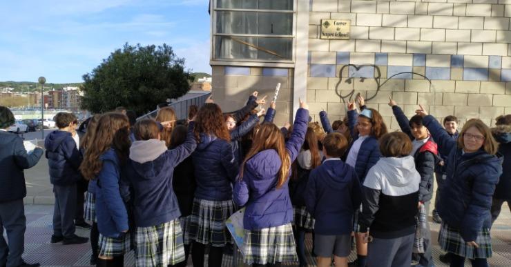 La Immaculada Concepció queda finalista als Students Awards amb 'Carrers amb veu de dona'