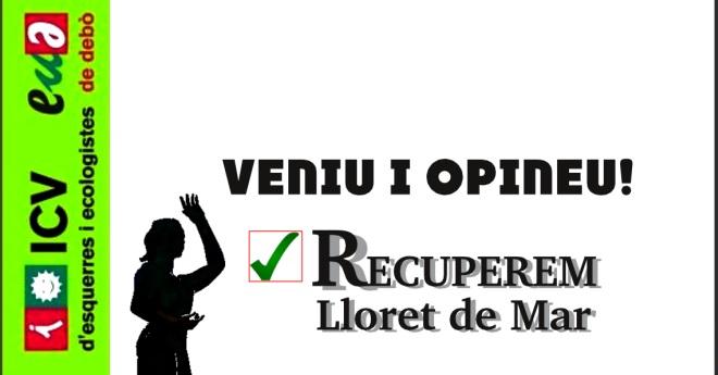 ICV – EUiA vol implicar la ciutadania en l'elaboració del seu programa electoral