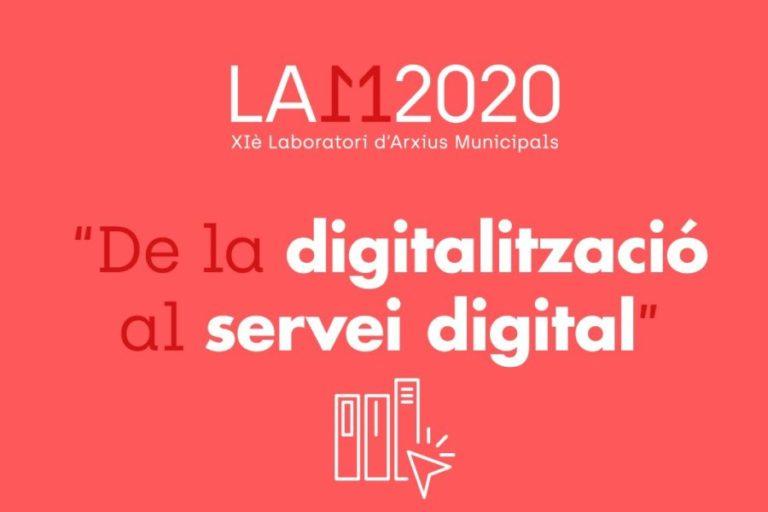 Lloret participa en el Laboratori d'Arxius Municipals de Catalunya, amb 300 participants