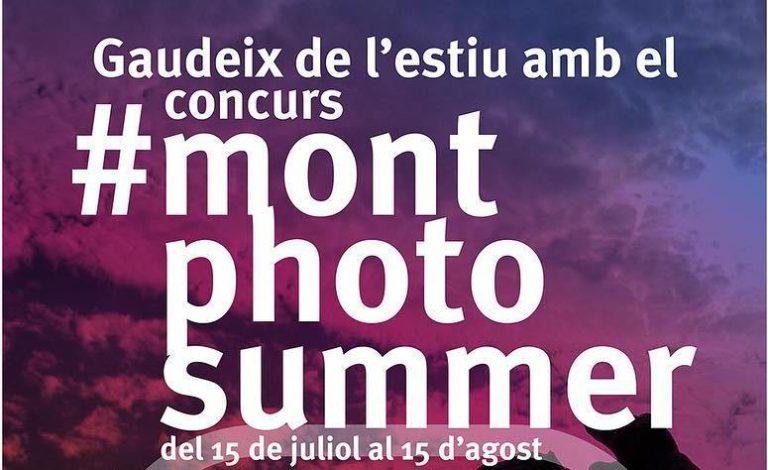 Es crea el concurs #montphotosummer, adreçat a públic de proximitat