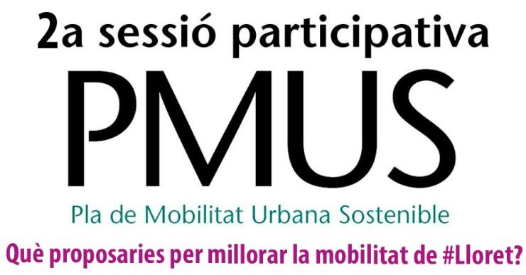 Sessió participativa perquè la ciutadania pugui dir la seva sobre el Pla de Mobilitat Urbana Sostenible