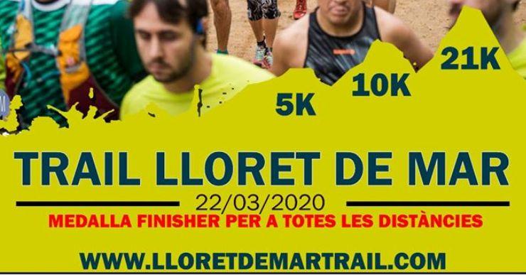 La Lloretrail queda ajornada de nou, per prudència davant la suspensió de la Festa Major