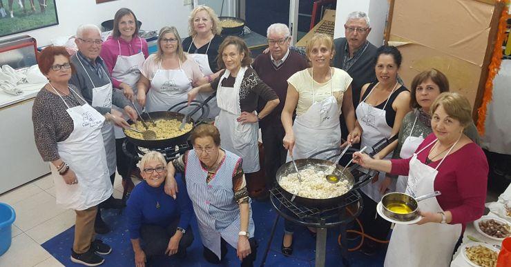 La Casa de Cúllar ofereix les seves tradicionals migas granaínas benèfiques aquest diumenge