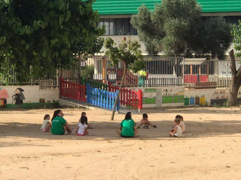 El casal d'estiu municipal obre portes amb 150 alumnes de Lloret de Mar