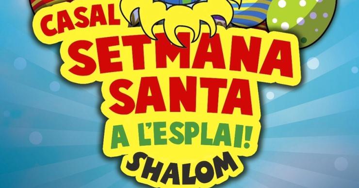 L'esplai Shalom organitza un casal de Setmana Santa per als matins del 10 al 13