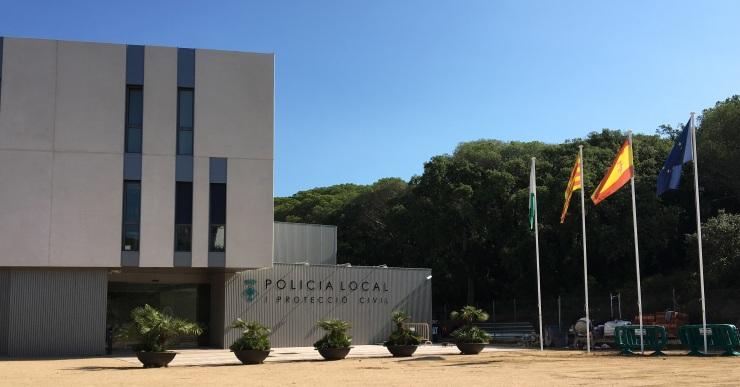 Detenen l'acusat de violar una noia a Lloret, després d'aturar-lo per passejar sense mascareta