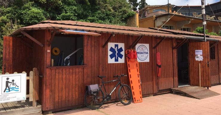 Proactiva ja ofereix el servei de socorrisme a totes les platges de Lloret