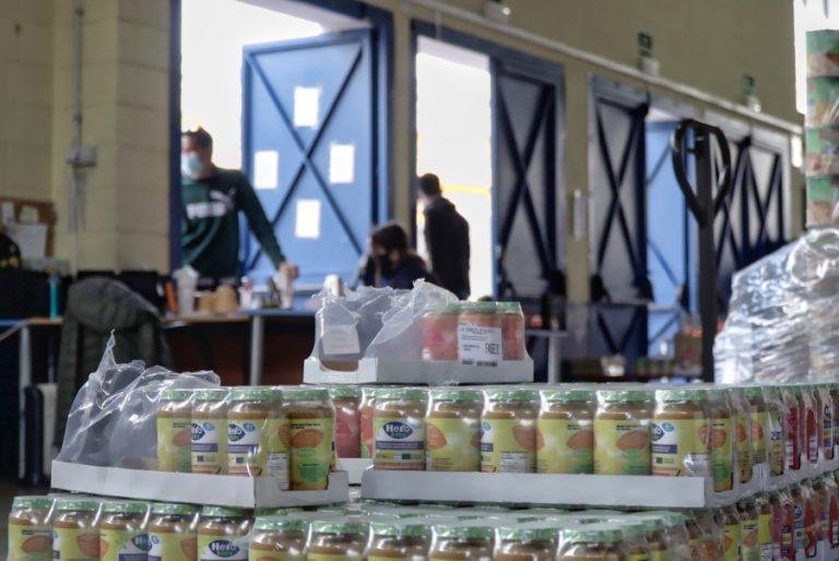 Lloret de Dalt organitza una recollida solidària per al Centre de Distribució d'Aliments