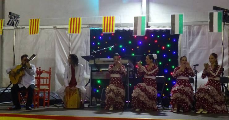 La Feria de Abril de Lloret arriba a la setena edició aquest cap de setmana